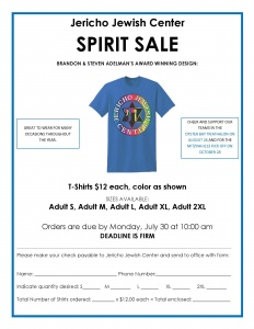 tshirt sale - Brandon & Steven Adelman's design