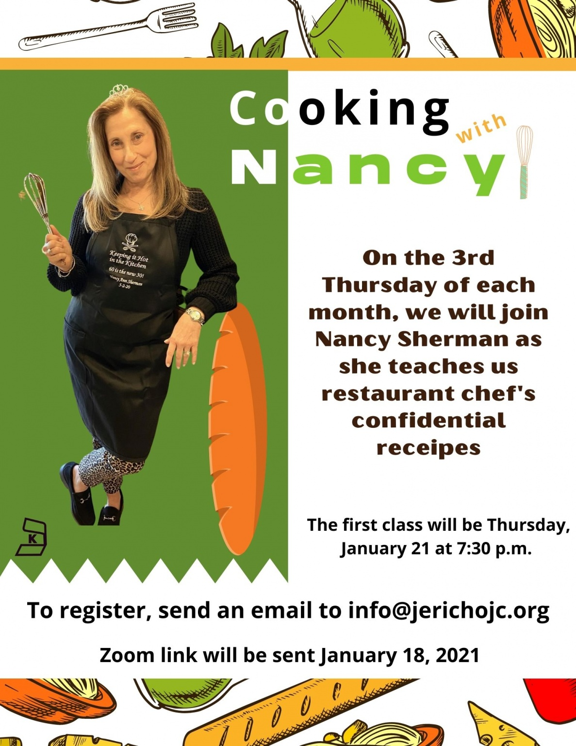 Cooking with Nancy (1)